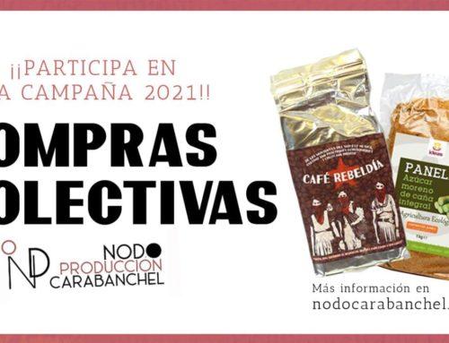 Compra colectiva de café Rebeldía y panela ecológica.